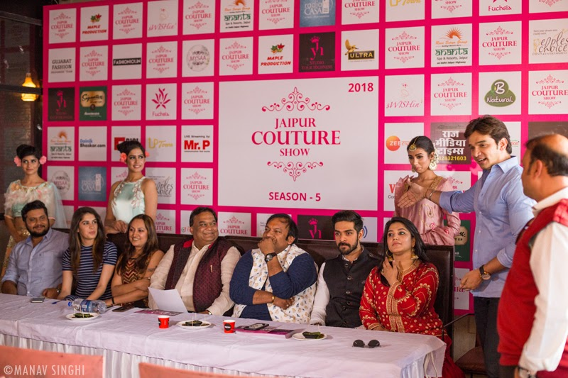 Third Look Launch of Jaipur Couture Show - Season 5