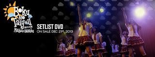 JKT48 Setlist Team KIII Boku no Taiyou