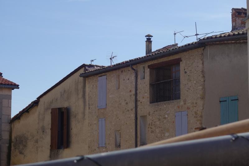 DECO : Ma terrasse, vue sur les toits. / www.by-laura.fr