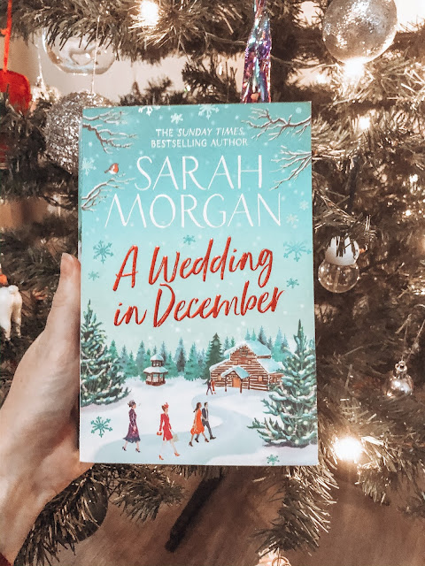 My favourite Christmas books - A wedding in December