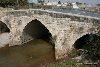 Yavne, Mamluk Bridge