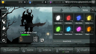 Dark Sword v1.1.01 Apk Android