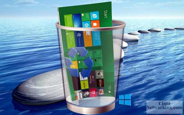 Cara Mudah Uninstall Aplikasi Di Komputer Atau Laptop Pada Windows 7, 8, Dan 10 - Cintanetworking,com