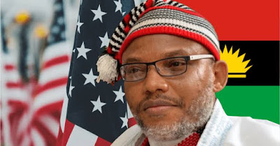British Government Is Nigeria's Greatest Enemy - Nnamdi Kanu