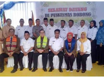2 Puskesmas di Kabupaten Pulau Taliabu Peroleh Akreditasi