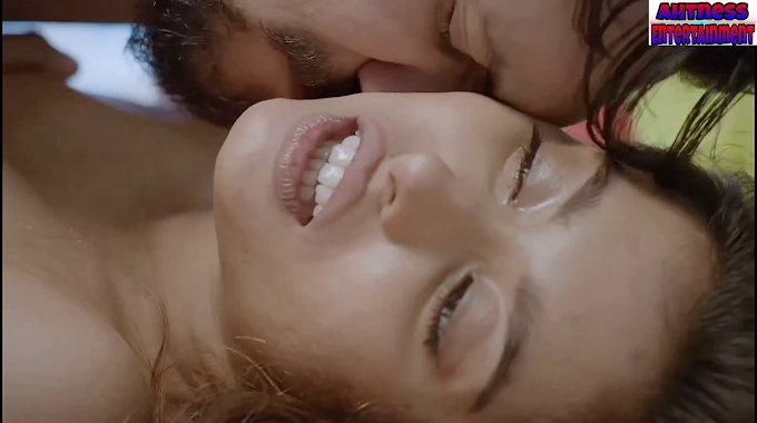 Thea D'Souza hard sex kissing scene - Charmsukh ep17 (2020) HD 720p