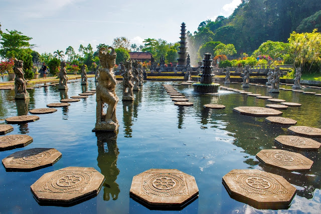 Tirta Gangga - The Beauty of Water Palace From the Royal Age