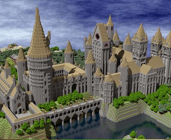 Minecraft Most Amazing Builds
