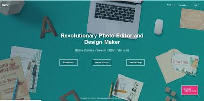 Gambar Situs Web fotor