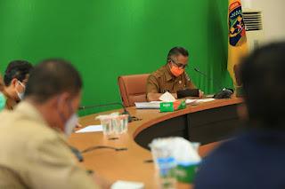 Rapat Koordinasi Terkait Pemindahan Beberapa Utilitas PLN