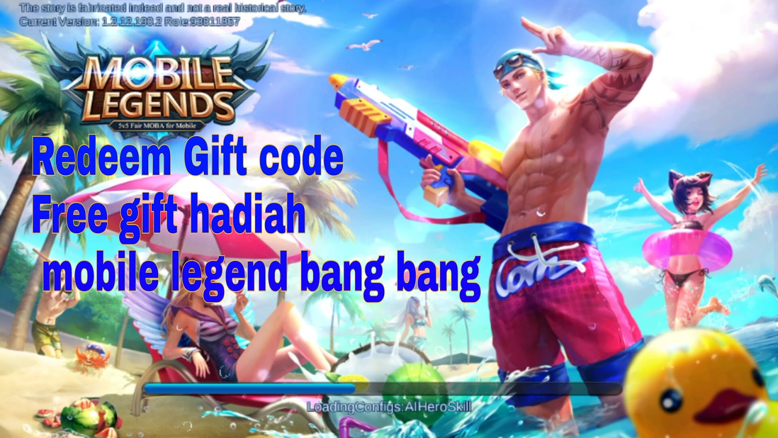 Moba Legends Gift Codes - Classycloud co