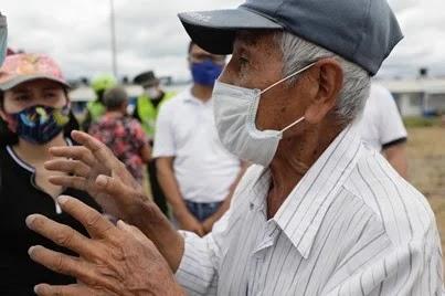 La Secretaría de Gestión Social y Participación Ciudadana inició las jornadas de postulación al bono pensional de Colombia Mayor.