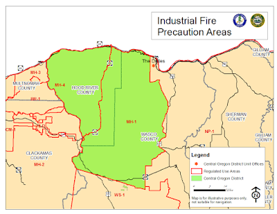 Link to Statewide Fire Restriction Map