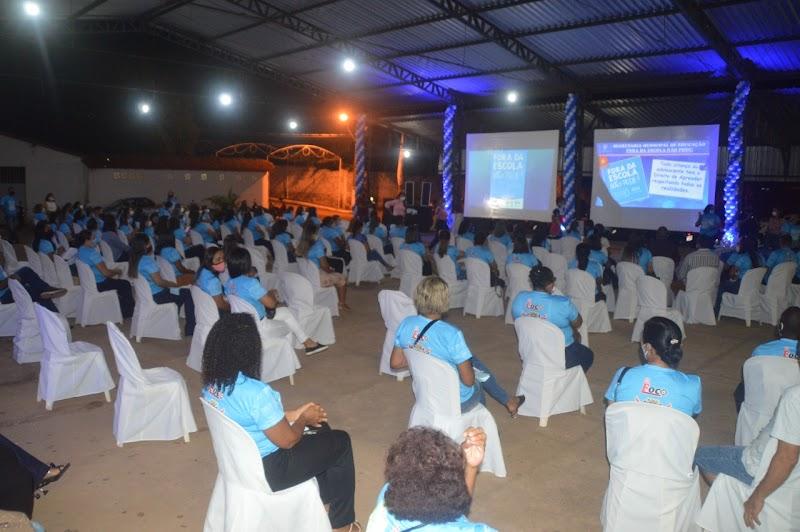 Busca Ativa pretende reduzir os índices de evasão escolar em Pedreiras.