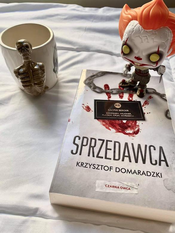 Krzysztof Domaradzki - Sprzedawca