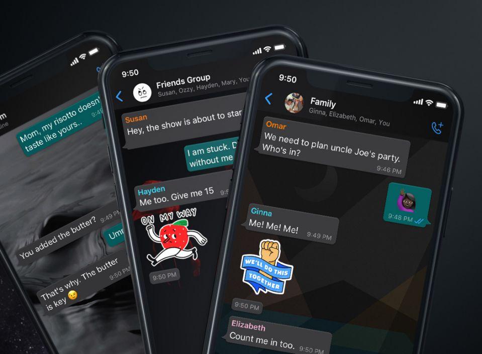 Sfondi personalizzati per ogni chat su WhatsApp