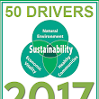 50 Sustainability Drivers for 2017