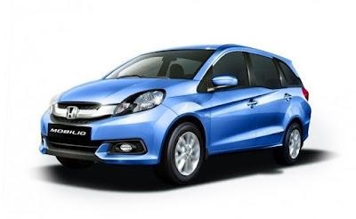 Honda Mobilio Mobil Terbaik Cocok Untuk Keluarga