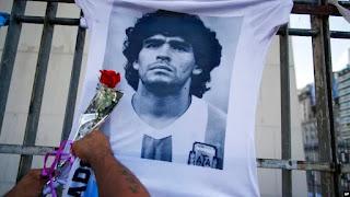 Laporan Medis: Maradona Bisa Diselamatkan Jika Dirawat Secara Tepat