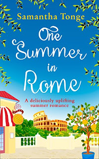 Book cover One Summer In Rome by Samantha Tonge