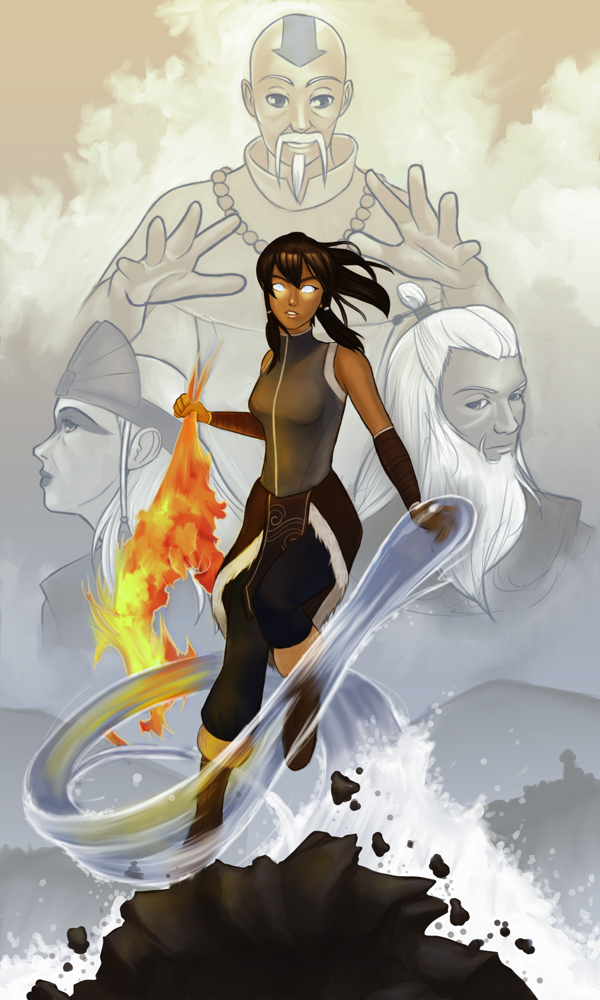 avatar legend of korra stream