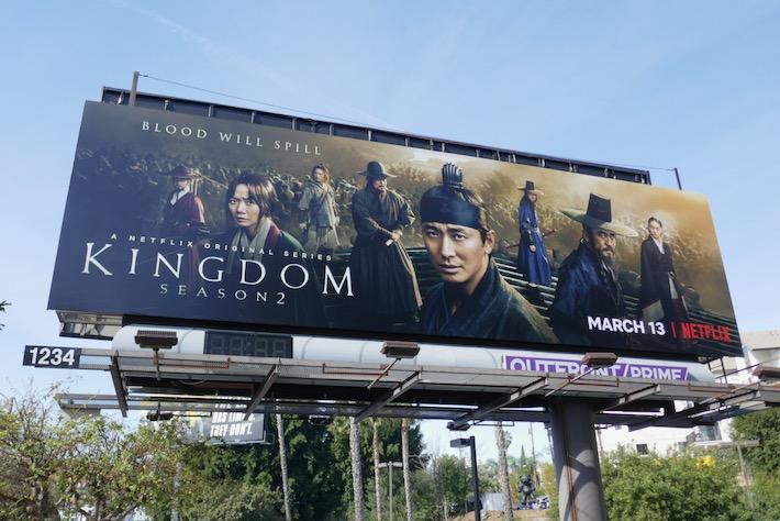 Kingdom season 2 billboard