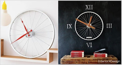 DIY 5 Incredible Ideas to Repurpose Bicycle Wheels 4