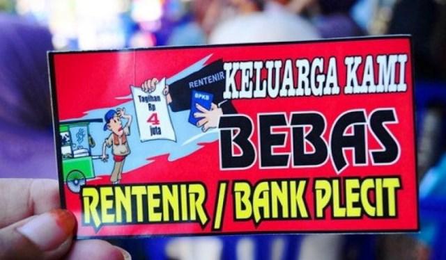 Bank Plecit, bank titil