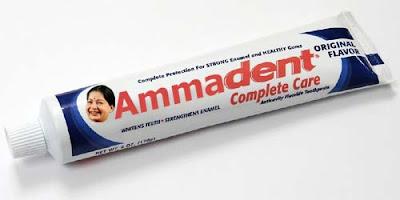 Ammadent toothpaste