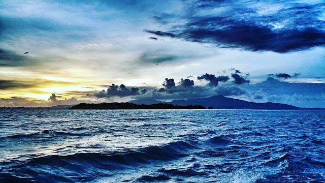 Pulau Kubur - Tempat Wisata di Lampung