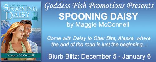 https://goddessfishpromotions.blogspot.com/2016/11/blurb-blitz-spooning-daisy-by-maggie.html