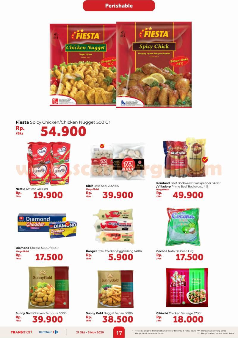 Katalog Promo Carrefour 21 Oktober - 3 November 2020 17