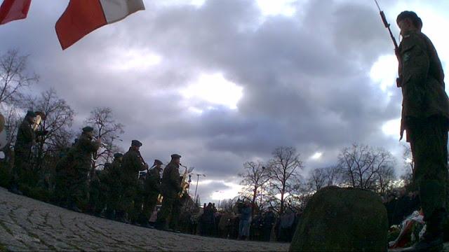 71. rocznica wyzwolenia Torunia spod okupacji hitlerowskiej
