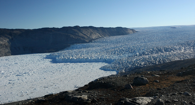 New insight into Greenland's melting glaciers