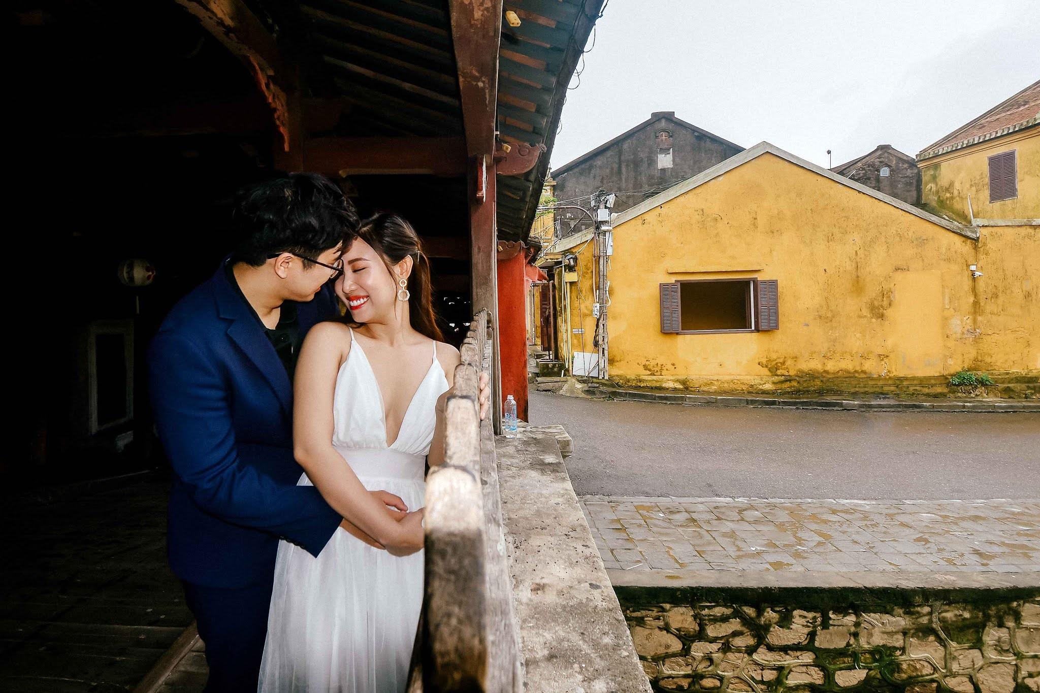 Chụp ảnh ngoại cảnh cặp đôi (couple) Hội An - Khoi Studio