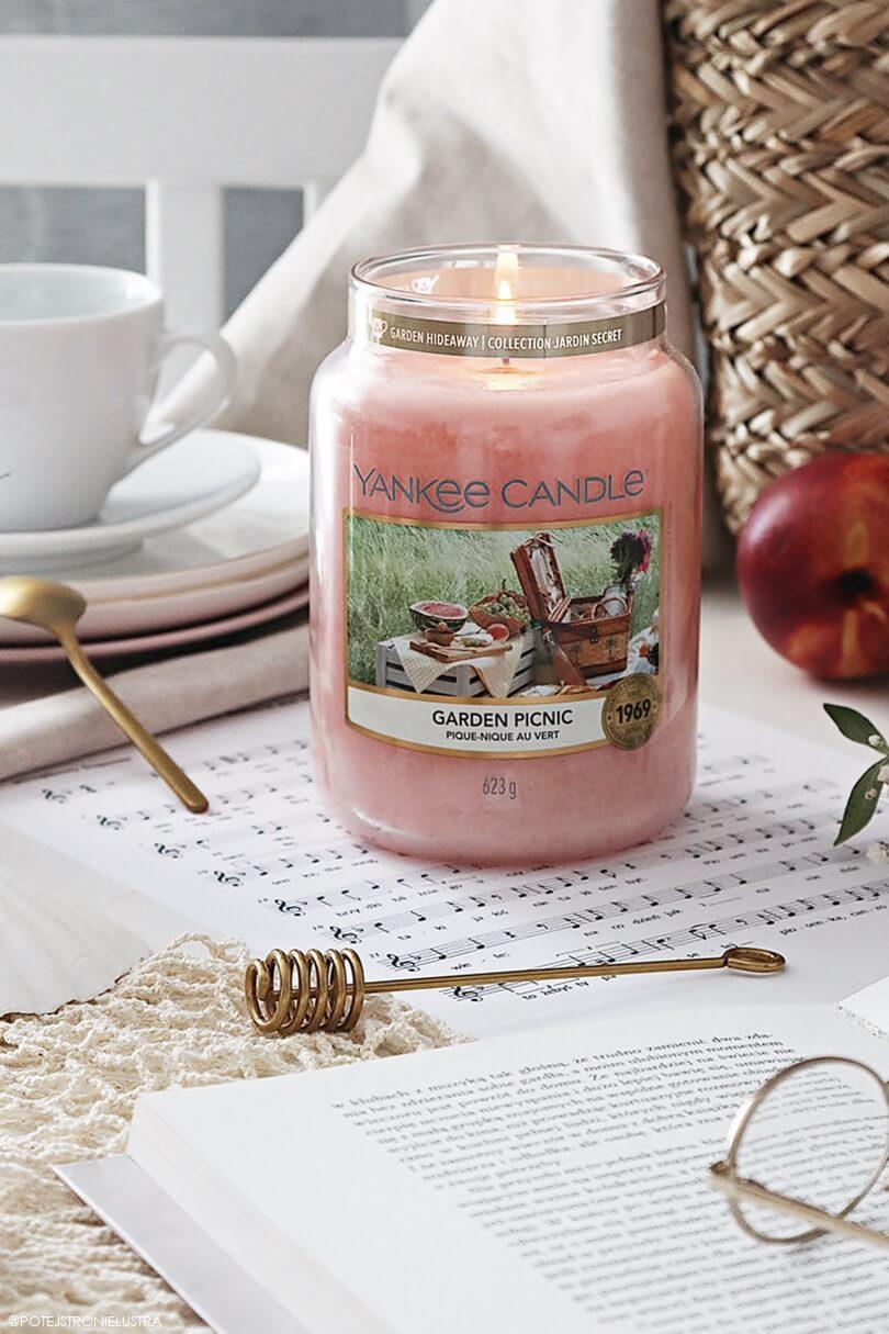 garden picnic yankee candle q2 2020 garden hideaway