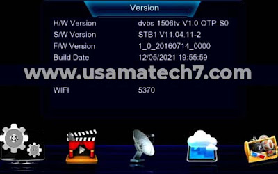 DRAKE 990 PLUS 1506TV STB1 NEW SOFTWARE