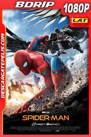 Spider-Man: De regreso a casa (2017) 1080p BDrip Latino – Ingles