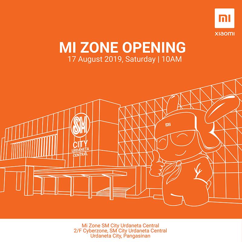 Xiaomi to open new Mi Zone at SM City Urdaneta