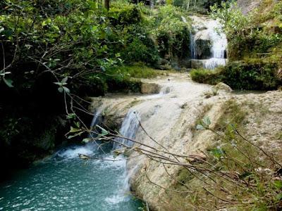 wisata air terjun lepo bantul yogyakarta wisataarea.com