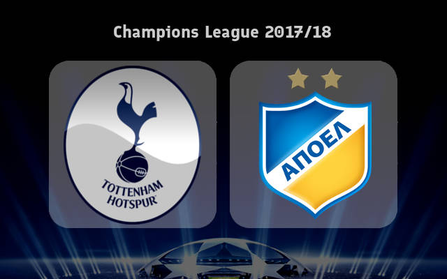 Tottenham vs APOEL Nicosia Full Match & Highlights 06 December 2017