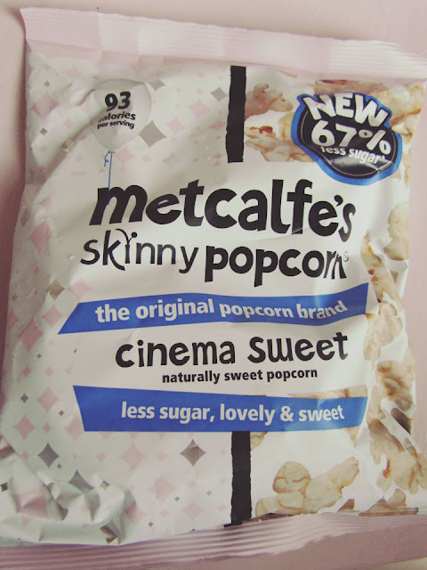 Skinny popcorn