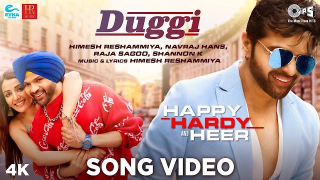 डुग्गी DUGGI LYRICS - HAPPY HARDY AND HEER
