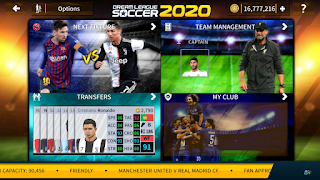 Samnang Official: Dream League Soccer 2020 Available For
