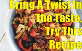 If The Family Wants To Be Happy Then Bring A Twist In The Taste, Try This Recipe
