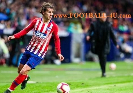 FOOTBALL,Barça,Atletico,Mercato,Antoine Griezmann,Football-4u