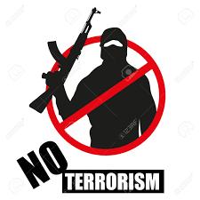 no terrorism