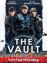 The Vault (2021) BRRip Original [Telugu + Tamil + Hindi + Eng] Dubbed Movie Watch Online Free