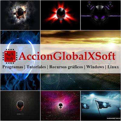 Fondos de pantalla Alienware HD - AccionGlobalXSoft