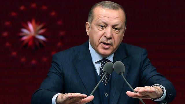 Erdogan se propone anular la decisión de Trump sobre Al-Quds
